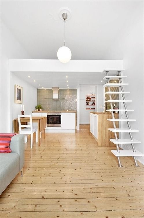 Another idea for stairs.