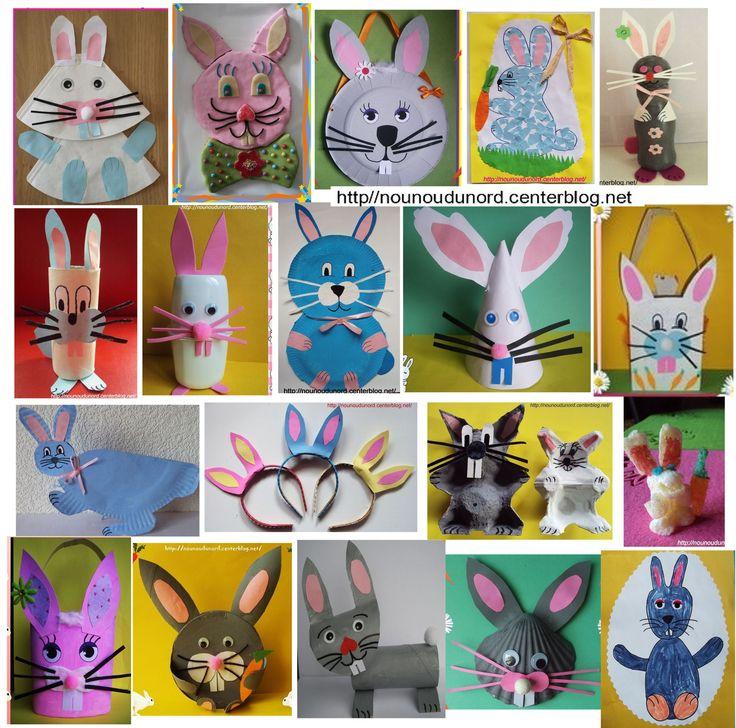 découvrir toutes les créations de Pâques sur mon blog http://nounoudunord.centerblog.net/rub-activite-paques-.html