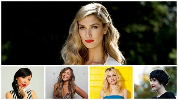 Safe bet? Odds have Delta Goodrem as the favourite to sing for Australia at Eurovision 2016