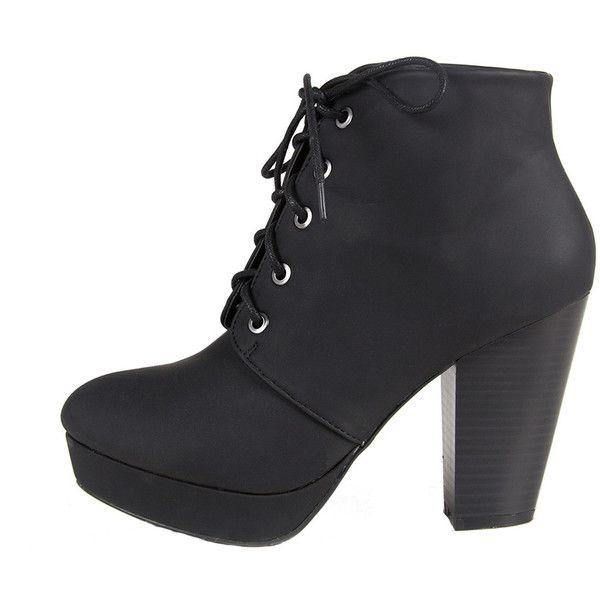 Best 25+ Ankle boot heels ideas on Pinterest   High heel combat ...