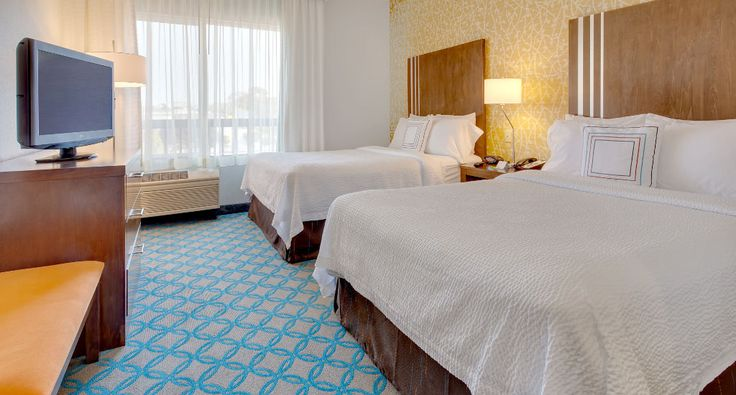 Fairfield Inn & Suites San Francisco Airport/Millbrae | CA 94030