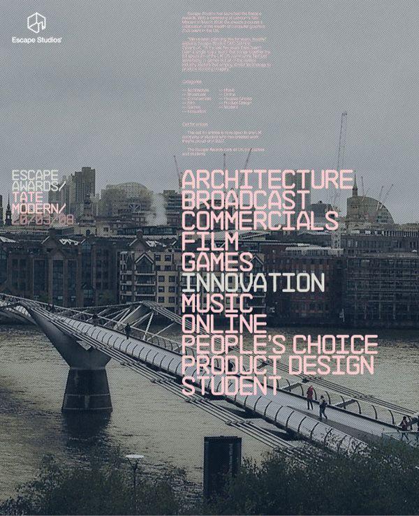 Escape Studios — Stylo Design