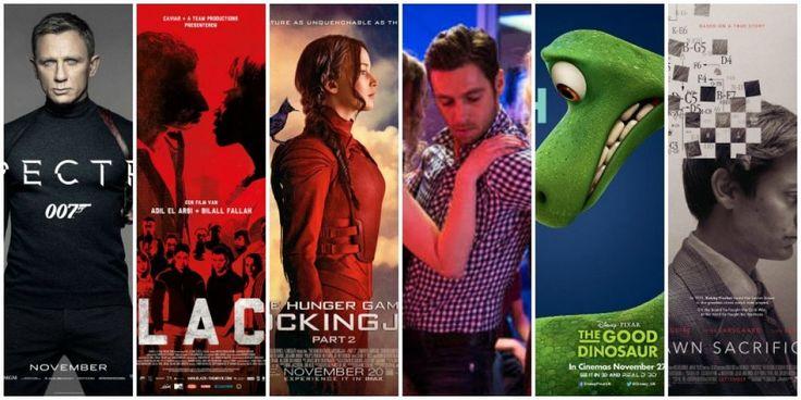Een nieuwe filmmaand, een nieuw filmoverzichtje. Voor ieder wat wils deze maand in de cinema, al missen wij toch een goeie Amerikaanse romantische komedie. Dit zijn de 6 films die wij deze maand willen gaan zien: