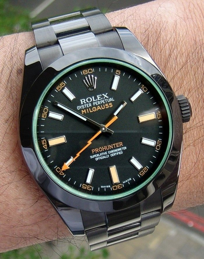 What is Your Thought on Rolex Milgauss? - Page 3