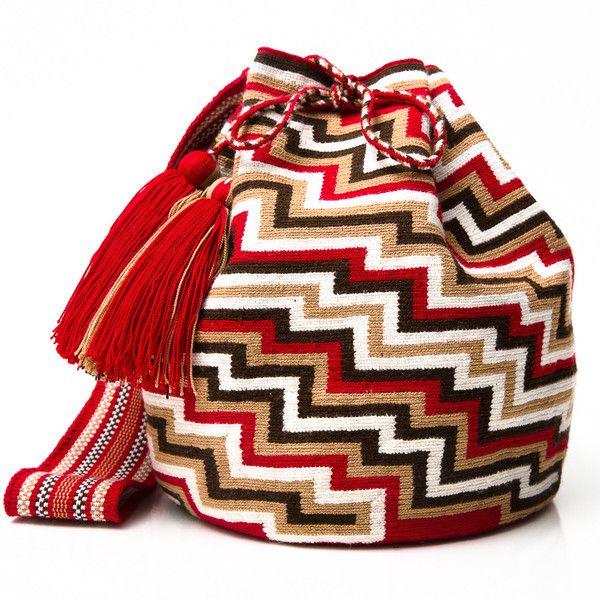 These Premium Handmade Wayuu Bags Now 25% off!! #Bolsa Wayuu – #WAYUUTRIBE | #Handmade Bohemian #Bags #FW14 #TREND #BAGGU #STREETSTYLE #BIKINI #CROCHET #COACHELLA #HANDBAG