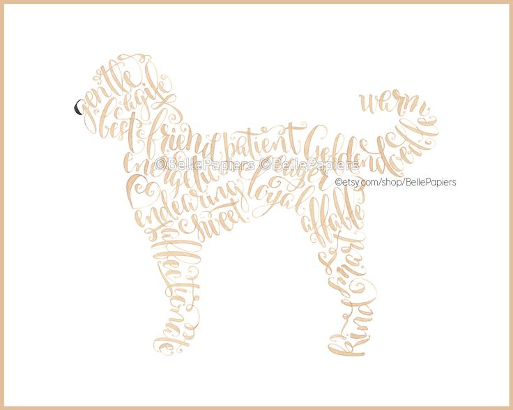 Goldendoodle Portrait custom pet painting Golden Doodle Memorial Labradoodle Painting Golden Retriever Poodle Mixed Breed Dog Decorations by BellePapiers on Etsy https://www.etsy.com/listing/450435076/goldendoodle-portrait-custom-pet