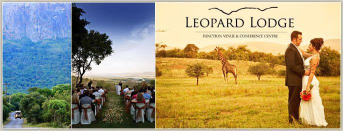 Leopard Lodge - Hartbeespoort Dam, Gauteng Wedding Venues