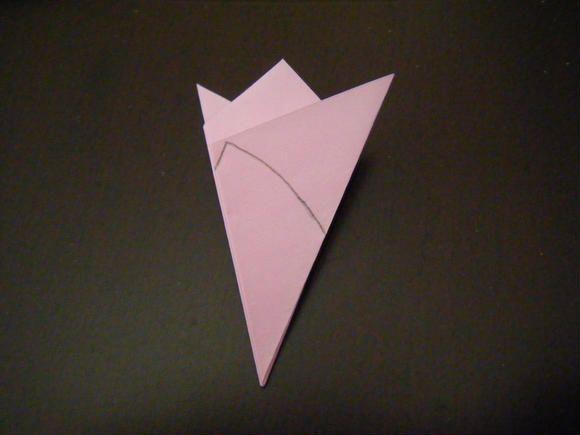 桜の花 梅の花を切り絵で簡単に作る方法 梅の花 梅の花 折り紙 桜 切り絵