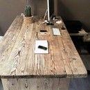 arredi e complementi di design in legno di recupero - legnocoloredesign