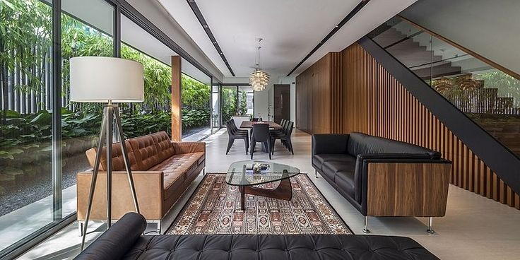 Sunny Side House by Wallflower Architecture   Design