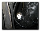 Honda Civic Headlight Bulbs - Replacement Guide (High Beam # 9005, Low Beam # 9006, and Parking / Turn Signal # 1157A)