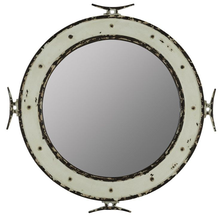 Cooper Classics Nautical Wall Mirror - 27W x 27H in. - Mirrors at Hayneedle