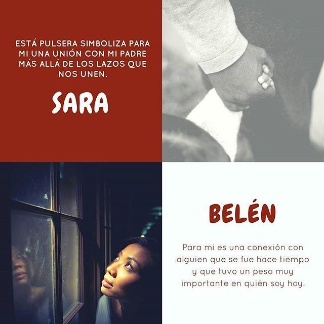 Sara y Belén nos han contado lo que significa para ellas la pulsera del hilo rojo del destino, animate y cuentanos con que te conecta #amistad #momentos #energiapositiva #amigos #enmivida #historias #leyenda #elhilorojodeldestino