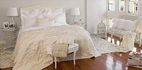 Ideas de decoraci n para dormitorios rom nticos buscar - Dormitorio estilo romantico ...