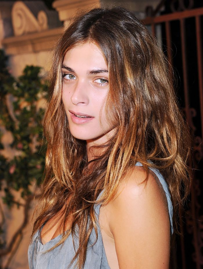 The Go-To Hairstyle All French Women Love via @ByrdieBeauty