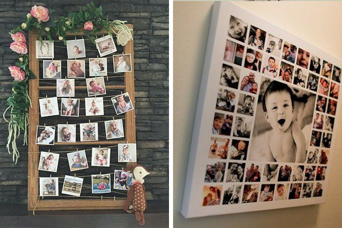 Festa infantil: 3 jeitos de usar fotos na decoração