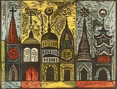 #linocut #illustration #religious