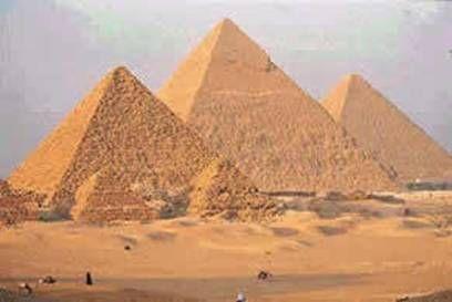 Mistere neelucidate Piramidele din Egipt