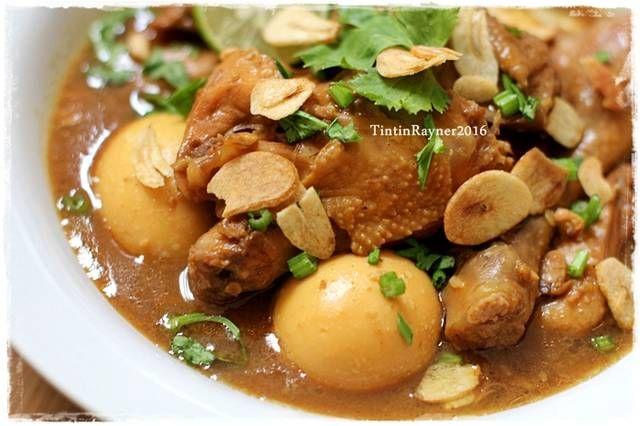 Resep Ayam Kuah Tauco Swikee Ayam Mudah Enakk Oleh Tintin Rayner Resep Resep Ayam Resep Resep Masakan Asia