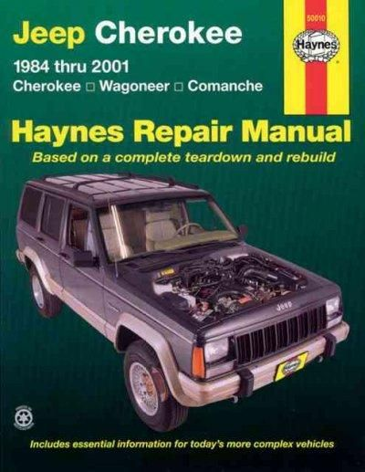 374 best jeep info images on pinterest jeep jeep stuff and jeeps haynes cover image of jeep cherokee cherokee comanche wagoneer limited petrol haynes repair manual fandeluxe Images