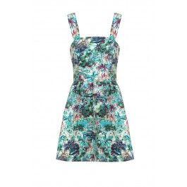 Pour choisir une robe robe longue imprime tropical naf naf for Robes pour mariage tropical