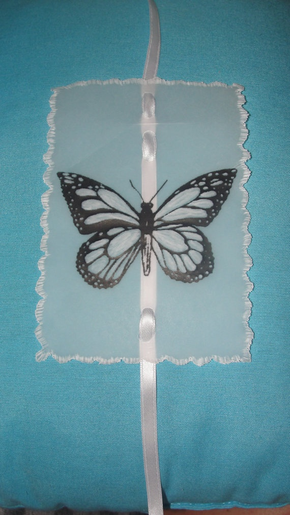 Butterfly Bookmark by CreationsbyGC1 on Etsy, €1.50