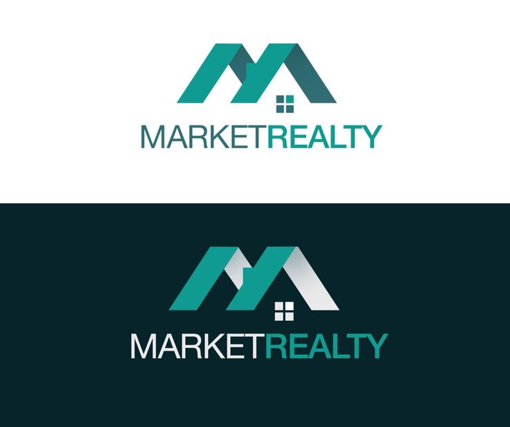 Logo Design for Market Realty