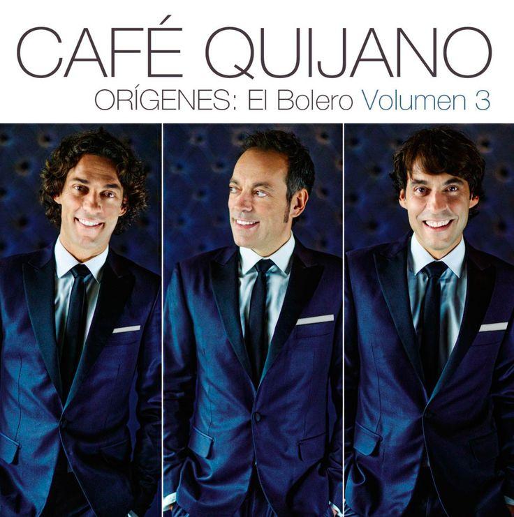 """""""E Bolero Volumen 3"""" é un un disco co que Café Quijano pecha unha triloxía dedicada ao bolero. Con letras que falan de amor, desamor, desexo, anhelo, frenesí, e desánimo, todas elas en clave de bolero, aínda que con algunha evolución nalgún dos temas que che achega ao son bachata, todo iso baixo a produción de Manuel Quijano e Kenny O'Brien."""