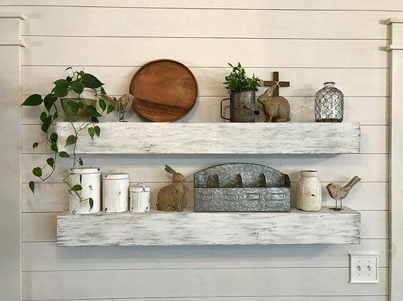 custom built white shelving this is for one shelf handmade in rh pinterest com