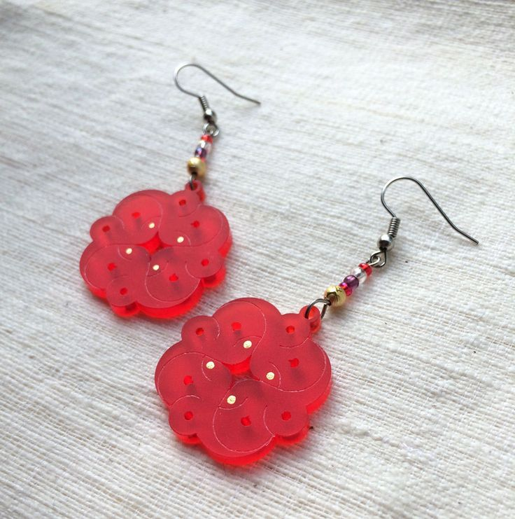 Yes! earrings (INTRODUCTORY PRICE) by Majnouna on Etsy
