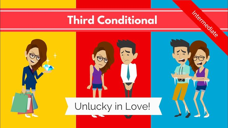 Follow the story of an unlucky couple who just can't seem to catch a break! Teach third conditional if clause & mixed conditionals to intermediate level students.
