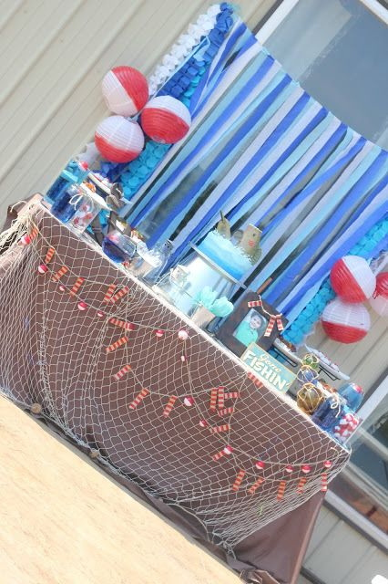 Meet the Barringtons: Dylan's Fishing Birthday Party Recap
