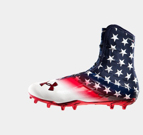 Men S Ua Highlight Lacrosse Cleats Fut World