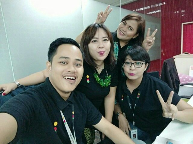 Morning Wefie  part 1 #eleveniaday #KlikCariHepi