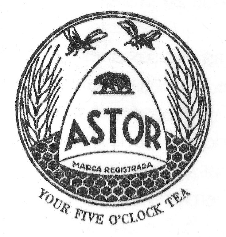 """Hoy es viernes del recuerdo en la """"Primer Logotipo del Astor""""..."""