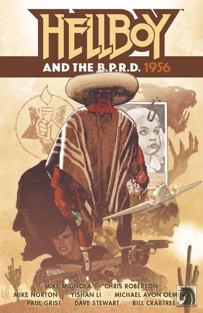 Pin by Dark Horse Comics on Dark Horse News Mike mignola