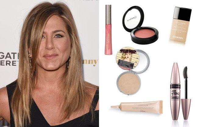 Copia el #maquillaje de Jennifer Aniston  #makeup #inspiration #ideas
