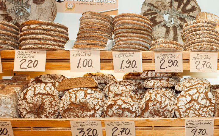 Enjoying Finnish Traditional Food & Culture: Step 1 - RYE BREAD.  http://www.kontikifinland.com/holidays/destination/1192335/finland/7-day-summer-holiday-in-finland