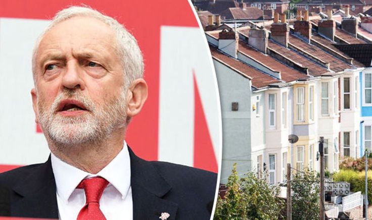 The TRUTH behind Corbyn's Land Value Tax: Labour's garden tax will see house prices CRASH