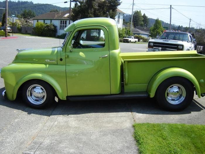 1951 Dodge Pickup Truck..Re-pin...Brought to you by #HouseofInsurance for #CarInsurance #EugeneOregon