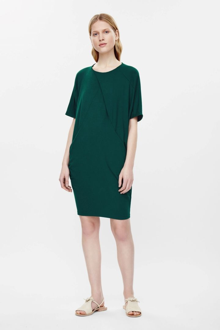 COS | Oversized jersey dress