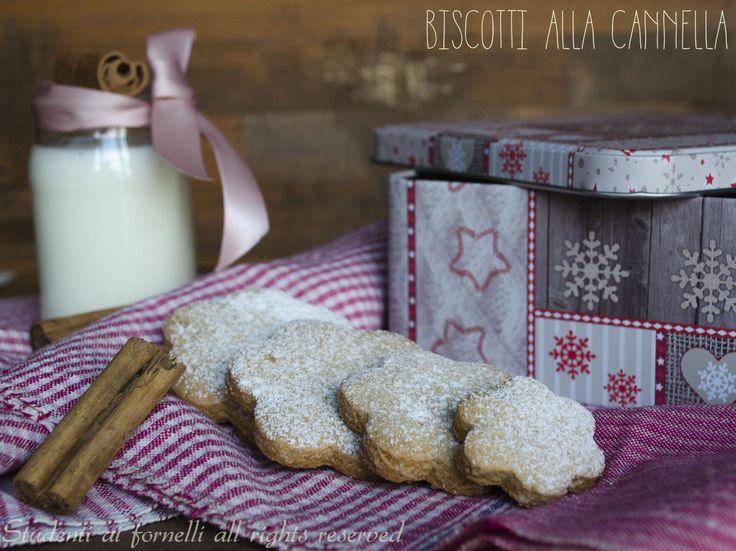 Biscotti alla cannella http://blog.giallozafferano.it/studentiaifornelli/biscotti-alla-cannella/