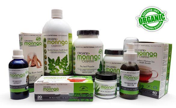 Organic Moringa Oleifera the Miracle Tree - Welcome to MoringaCare
