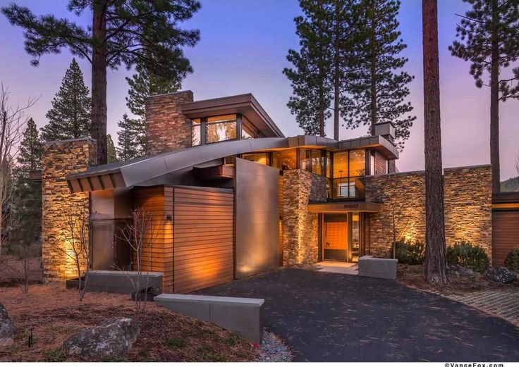 30 Different West Coast Contemporary Home Exterior
