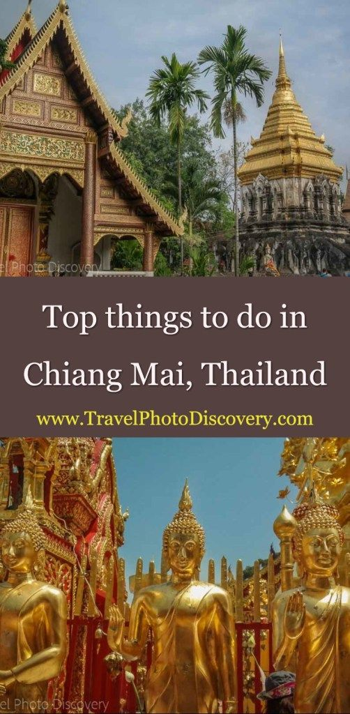 Top things to do in Chiang Mai