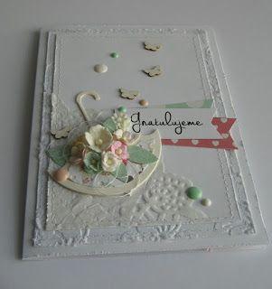 HANDMADE BY LUCY: V hlavnej úlohe.... papierové kvety :)
