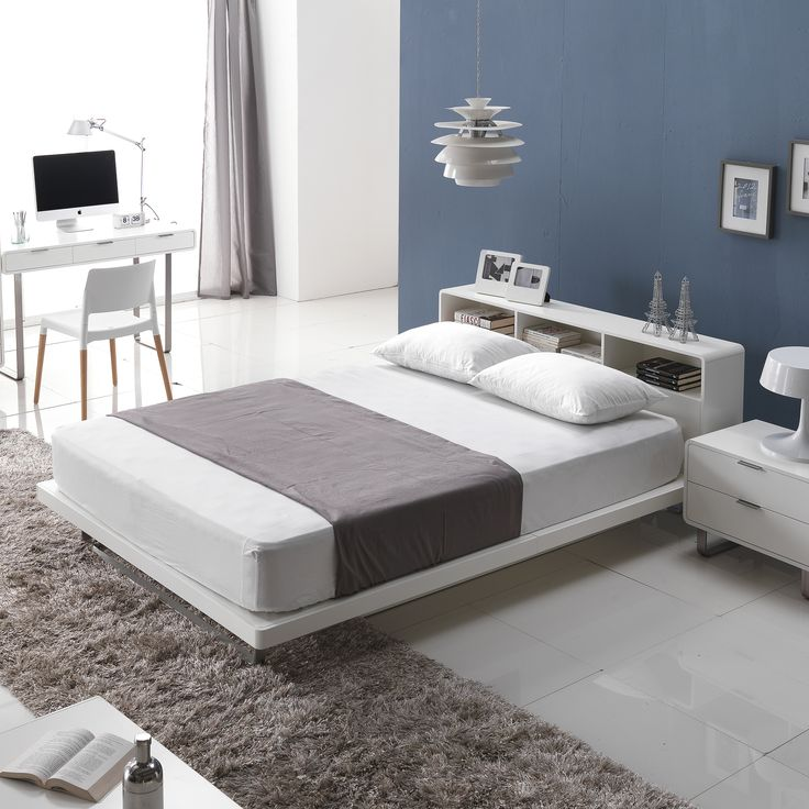 Morgan Minimalist Bed Frame (Queen)