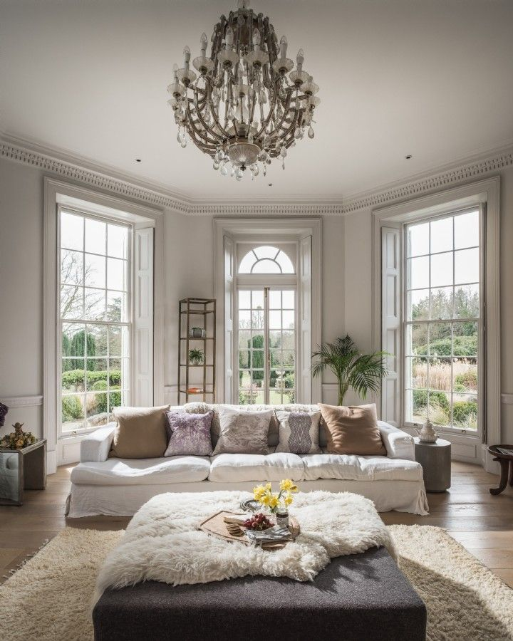West Sussex luxury self catering mansion in Midhurst