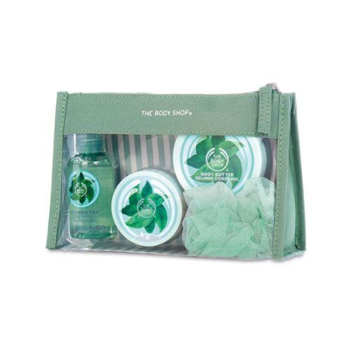 The Body Shop Fuji Green Tea lahjapakkaus #lahjaopas #lahjavinkit #lahjaideat #syntymäpäivä #äitienpäivä http://lahjaopas.info/lahja-ideat/naiselle/