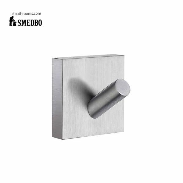 Accessories From Smedbo Will Help You Add The Finishing Touches To A Contemporary Bathroom Very Sleek In Matt Finish Robe Hooks Uk Bathrooms